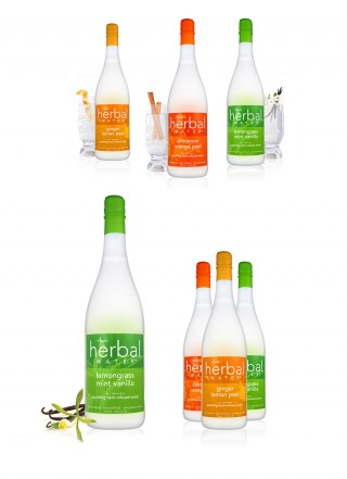 Product photography: Herbal water